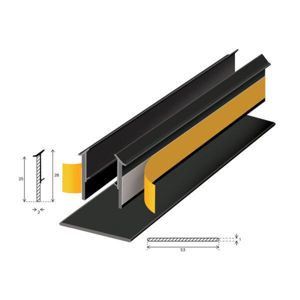 Exi-Glaze 60F1 Set Black