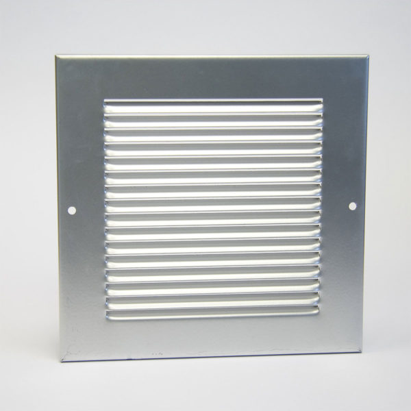 Pyroplex® 150x150mm Cover Grille - Silver