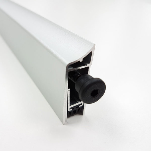 Applique 37 Surface Mounted Drop Down Seal - 630mm