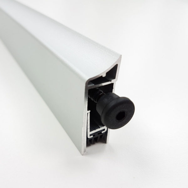 Applique 37 - Surface Mounted Drop Down Seal - 730mm