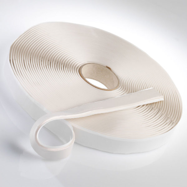 Firestrip 30 Intumescent Glazing Tape - White