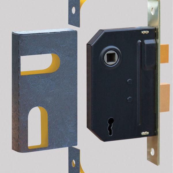 Intumescent Lock Kit – BS Sashlock