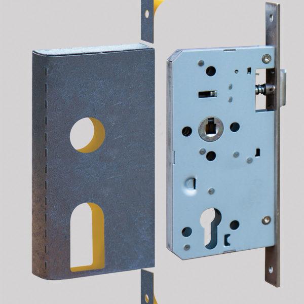 Intumescent Lock Kit – Din Lock
