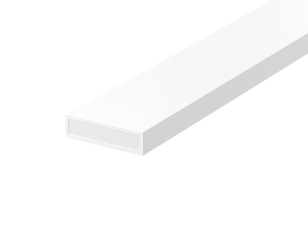 Lorient Fire Only seal 20x4mm WHITE