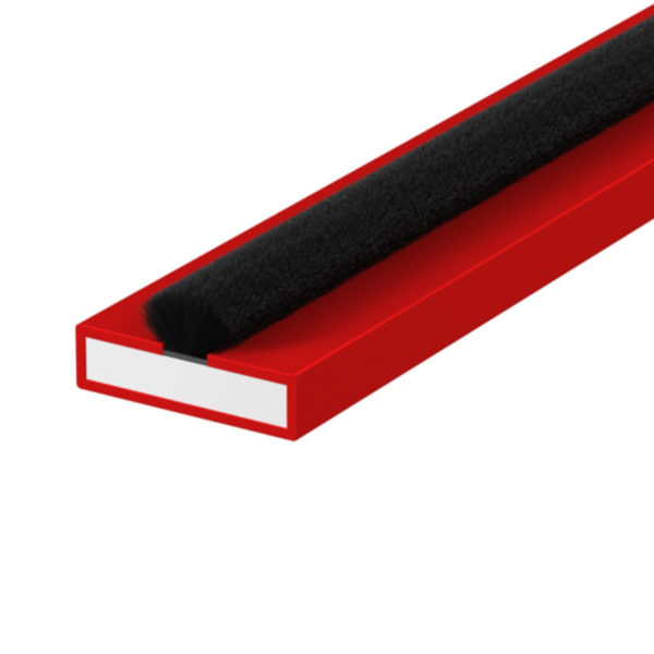 Lorient Fire & Smoke seal 15x4mm RED