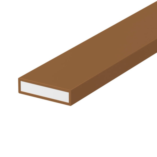 Lorient Fire Only seal 20x4mm LIGHT BROWN