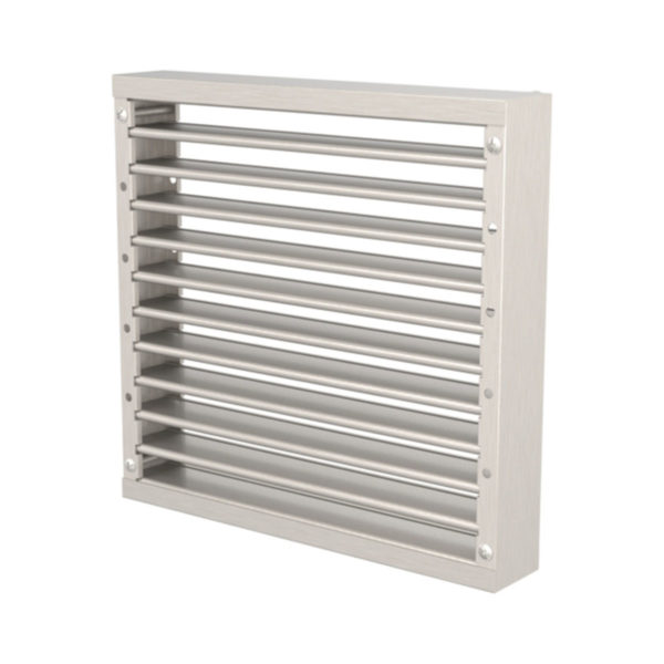 Lorient LVH44 - 300 x 300mm Intumescent Grille