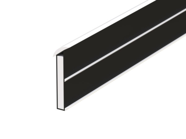 Lorient RF1 Glazing System - Black